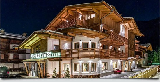 Chalet Vites Mountain Hotel : Hotel and grounds