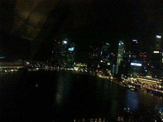 Mandarin Oriental, Singapore: view of the harbour side