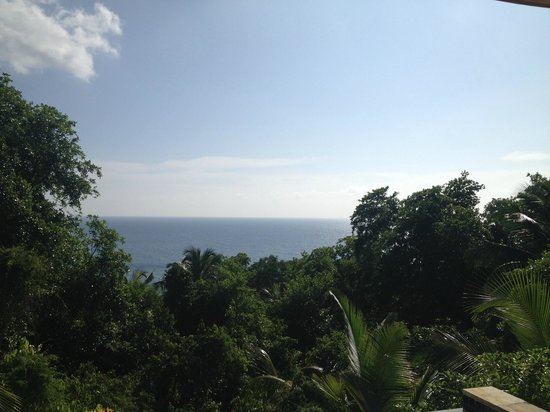 Banyan Tree Seychelles: Ausblick