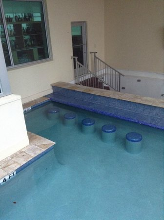 Peninsula Island Resort & Spa: pool
