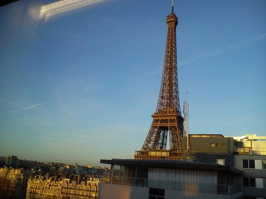 Junior Suite With View Of Eiffel Tower Picture Of