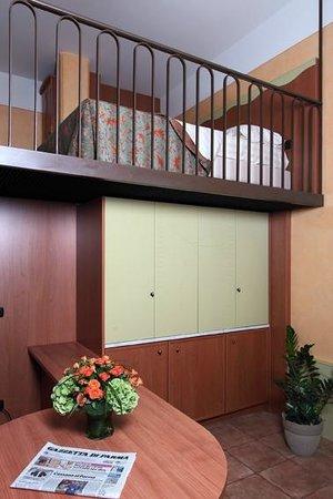 Residence Liberty : Camera da letto