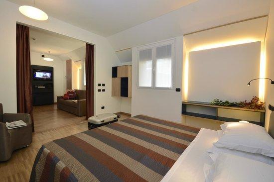 Zurigo Hotel: Family Room