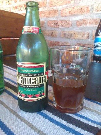 El Muro: birra artigianale rossa