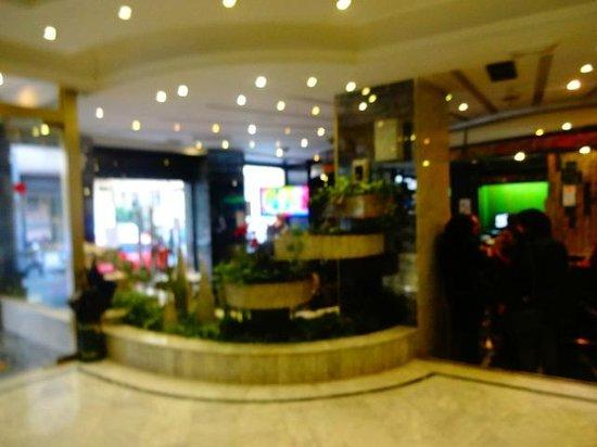 Hotel Corona de Granada: Entrada do hotel