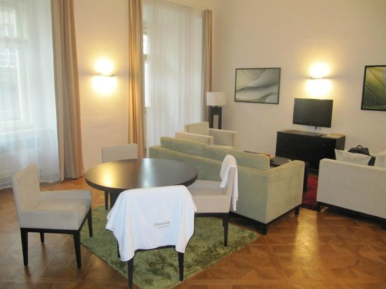 Barcelo Old Town Praha: отель