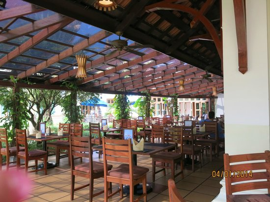 Sokha Beach Resort : Dining area
