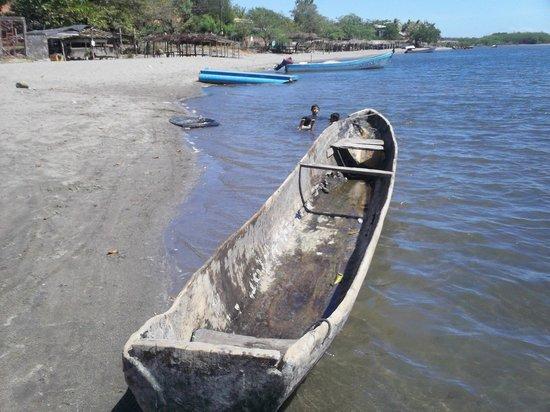 Playa Las Penitas : Las Penitas beach