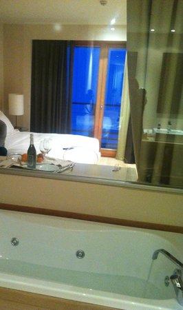 Grand Hotel Paradiso: suite