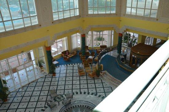 El Mouradi El Menzah: lobby