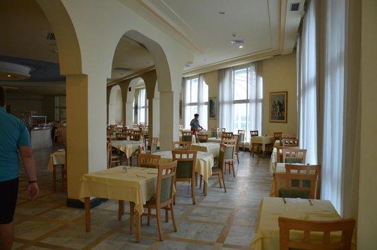 El Mouradi El Menzah: restaurant