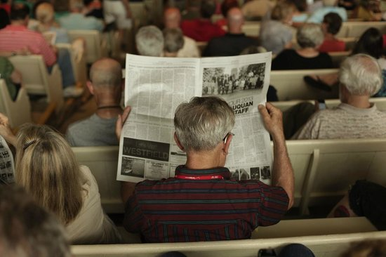 Chautauqua Institution : Catching up on the news