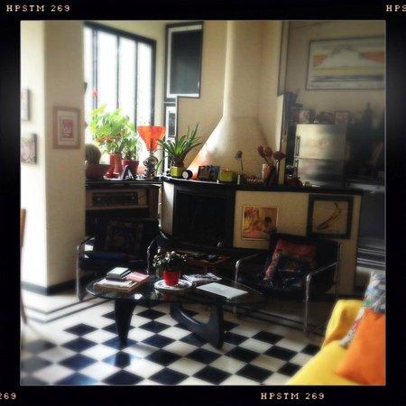 IL BOOM - il bed 'n breakfast: salone