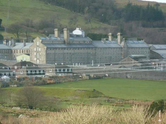 Wydemeet Bed and Breakfast: Dartmoor Prison, Spooky !!