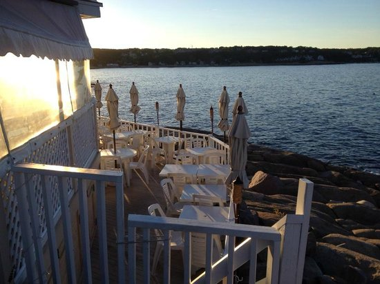 Outdoor seating My Place By The Sea