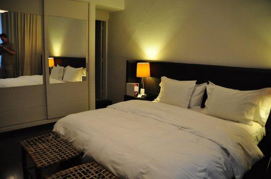 Azur Real Hotel Boutique: 部屋