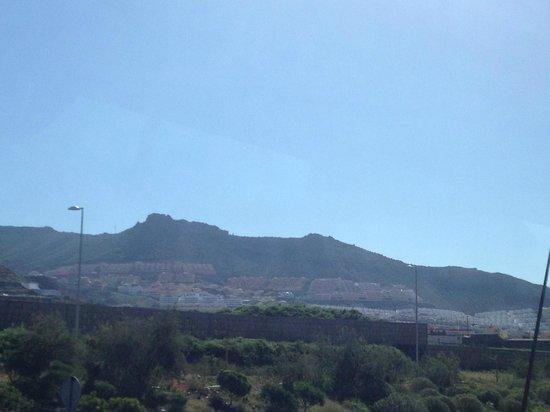 ClubHotel Riu Buena Vista: Mountain View