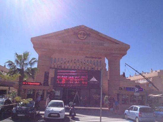 ClubHotel Riu Buena Vista: Hard Rock Cafe
