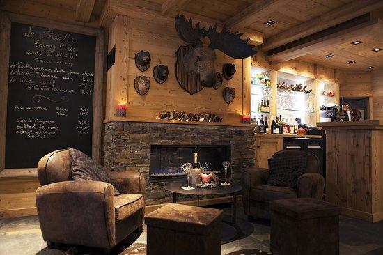 Hotel Les Cimes : le strato lounge bar