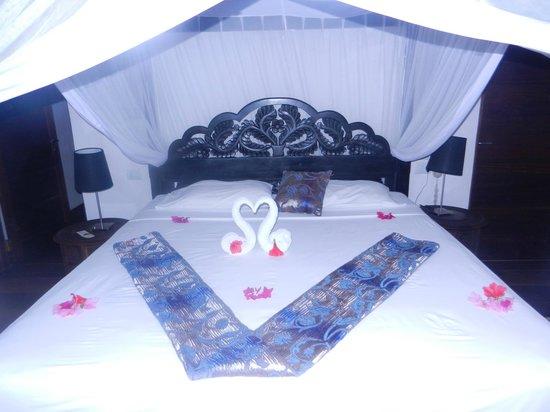 Next Paradise Boutique Resort : ZIMMER