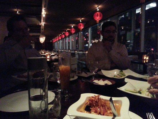 OSHA Thai Restaurant: Dining Room