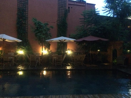 Hotel Sakamanga: The pool
