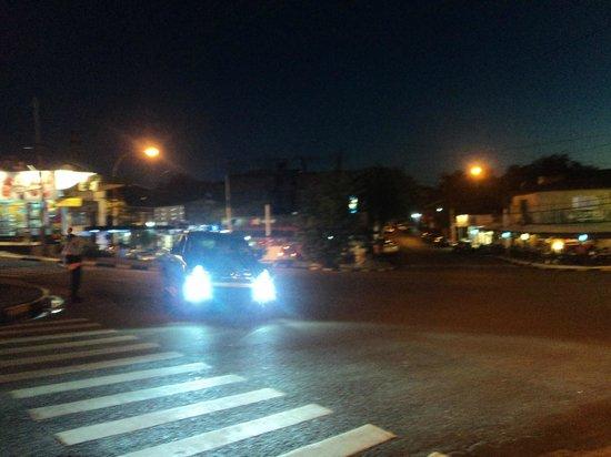 Te Amare Maitena: Rua iluminada