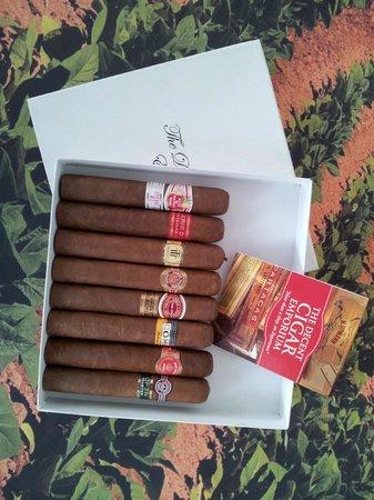 Decent Cigar Emporium: Cuban Robustos