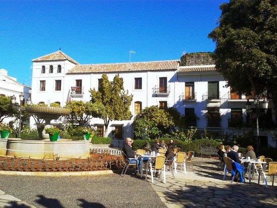 Plaza de las Flores de Estepona: Plaza de las Flores