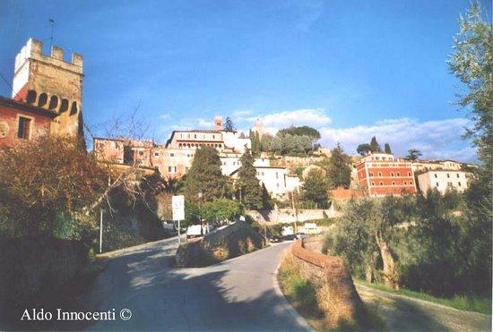 Centro Storico di Buggiano: Buggiano castello: veduta panoramica