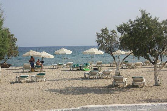 Tigaki Beach Hotel: пляж