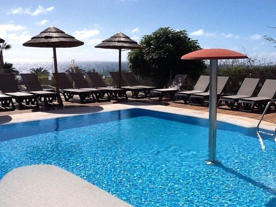 Occidental Lanzarote Mar : Private pool not for kids x