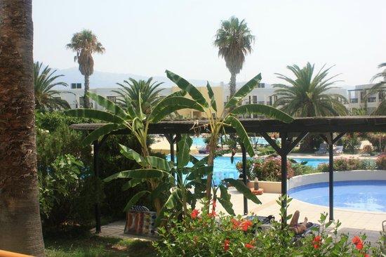 Tigaki Beach Hotel: вид из номера