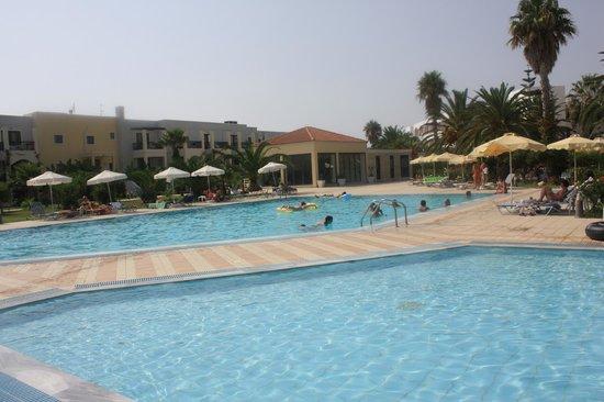 Tigaki Beach Hotel: бассейн