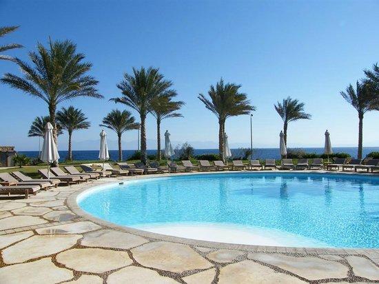 Dahab Paradise: Gorgeous pool area.