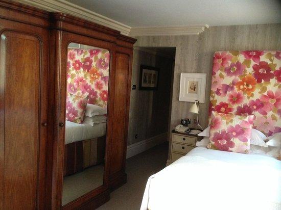 Covent Garden Hotel: Terrace Suite bedroom