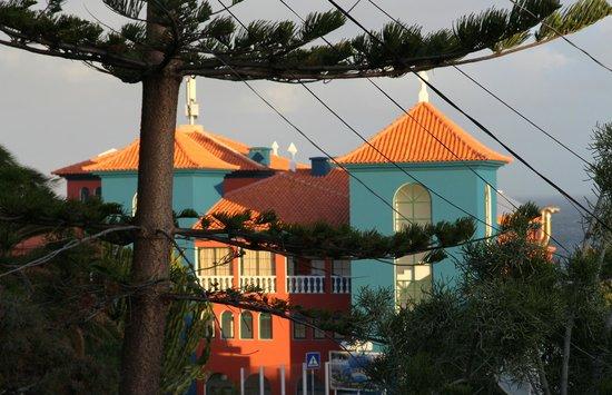 Hotel Galomar: HOTELUMGEBUNG