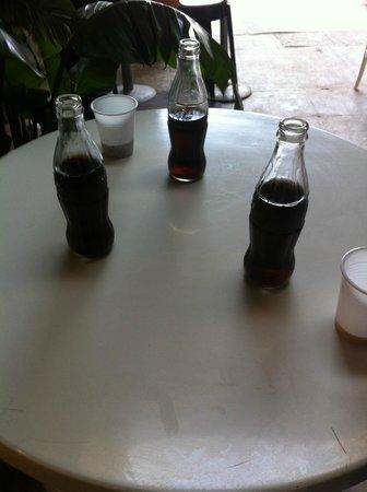 Panificio Graziano: coca in vetro