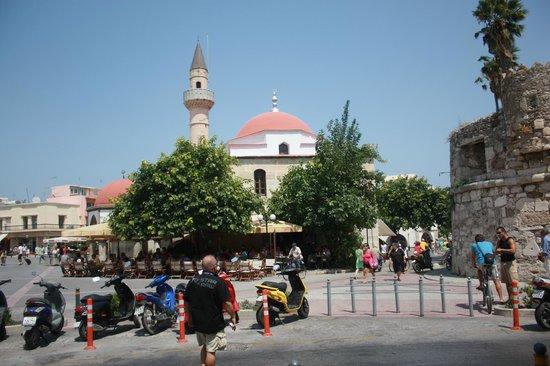 Eleftherias Square : Мечеть