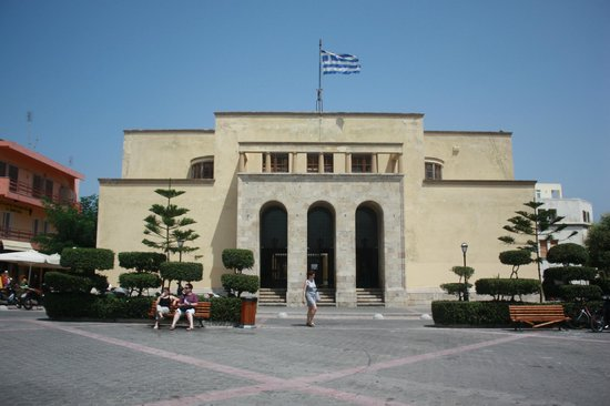 Eleftherias Square : Музей