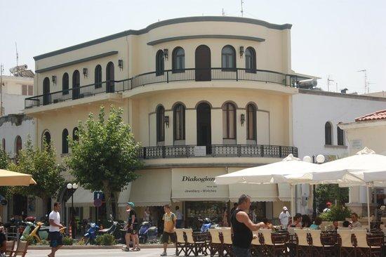 Eleftherias Square: Площадь