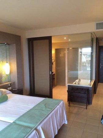 Sandos San Blas Nature Resort & Golf : Hotel room