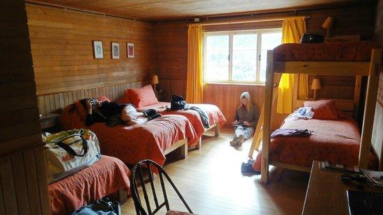Casa Ludwig: Habitacion para 4