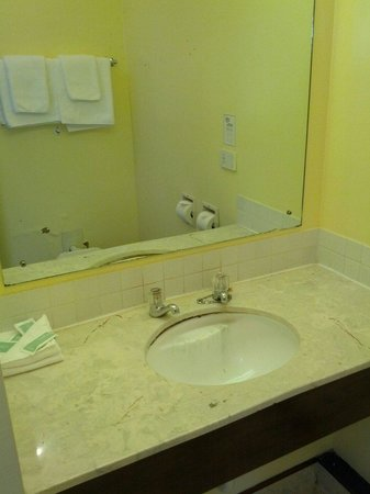 The Godley Hotel : Bagno