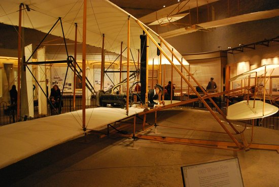 National Air and Space Museum : Wright Flyer