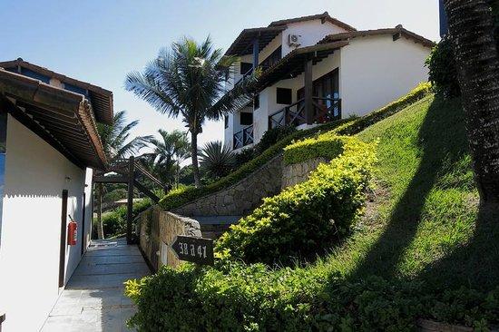Hotel Ilha Branca Inn : Las habitaciones tipo bungalows