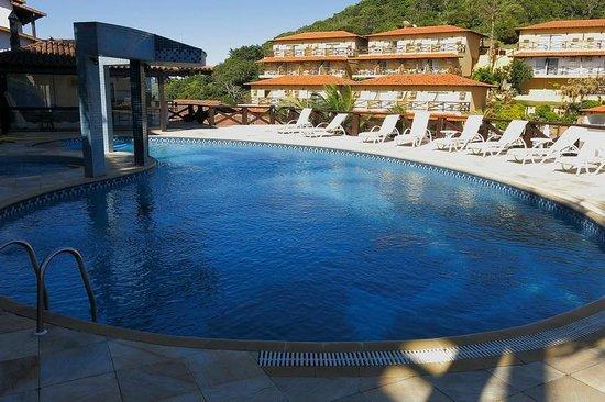 Hotel Ilha Branca Inn : Pileta