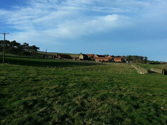 Wrea Head Country Cottages: Beautiful countryside