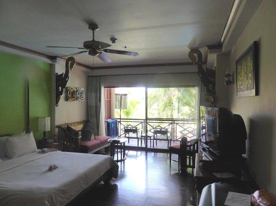 Krabi Thai Village Resort : room