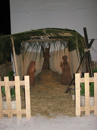 Dreams Villamagna Nuevo Vallarta : getting ready for Christmas